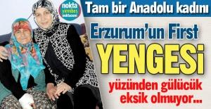 İşte Erzurum'un First Lady'si...