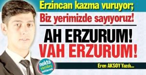 Ah Erzurum! Vah Erzurum!