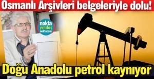 Doğu Anadolu petrol kaynıyor!
