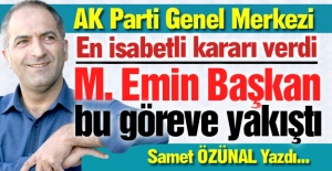 Erzurum için tam isabet!
