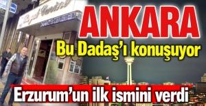 Erzurum tarihi Başkent'te canlandı
