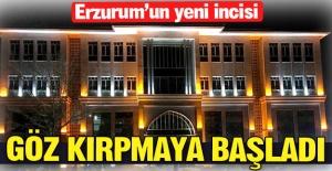 Erzurum'un yeni incisi