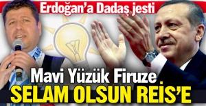 Erdoğan'a Dadaş jesti