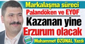 Kazanan Erzurum olacak...