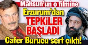 Mahsun'un filmine tepki!