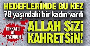 Allah sizi kahretsin!..