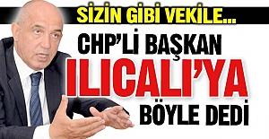 CHP'li başkan böyle dedi...