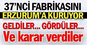Erzurum'da karar kıldılar...