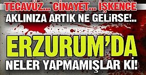 Erzurum'da neler yapmamışlar ki!