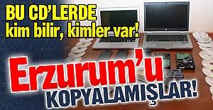 Erzurum'u kopyalamışlar!