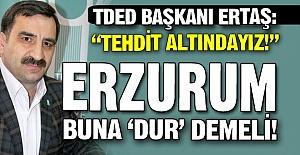 O hastalık Erzurum'da da yayılıyor!