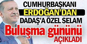 Erzurum'a selamını gönderdi ve...