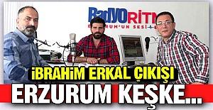 Radyo Ritm'de İbrahim Erkal çıkışı!