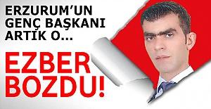 Erzurum#039;da ezberleri o bozdu