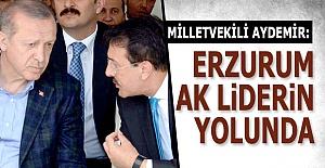 Aydemir: Erzurum için iftihar vakti...