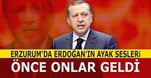 Erdoğan#039;dan önce onlar geldi...