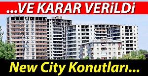 New City konutlarının akıbeti belli oldu