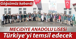 Türkiye'yi onlar temsil edecek!..