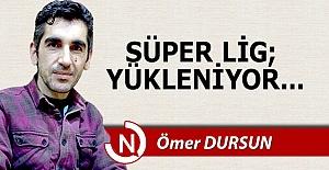 Süper Lig; YÜKLENİYOR...