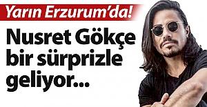 Erzurum'a bir de sürprizi var