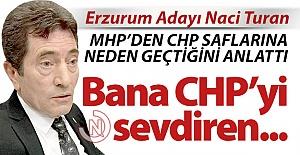 MHP'den neden CHP'ye geçti?