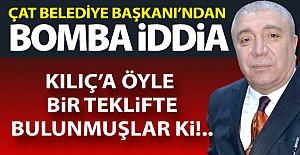 Başkan Kılıç'tan bomba iddia!..