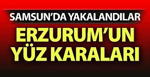 Erzurum#039;un yüz karaları!..