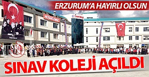 Erzurum'a hayırlı olsun...