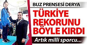Erzurum'un göğsünü bir kez daha kabarttı!..