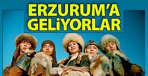 Erzurum'da bomba gibi etkinlik!..