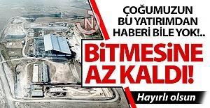 Erzurum dev bir yatırıma kavuşuyor!..