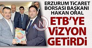 Erzurum TB'de Oral vizyonu