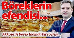 Erzurum demek, Su Böreği demek!..