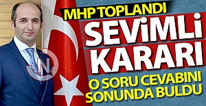 İşte MHP'nin Serdar Sevim kararı!..