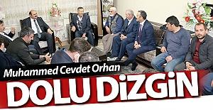 Başkan Orhan dolu dizgin!..