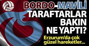 Erzurum'da çok güzel hareketler!