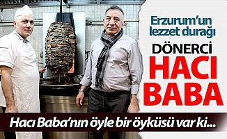 Erzurum'un lezzet durağı: Dönerci Hacıbaba
