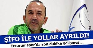 Şifo Mehmet'le yollar ayrıldı!