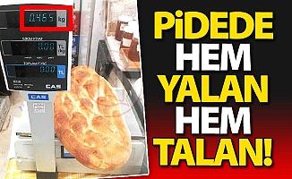 Erzurum'da ekmek talanı!