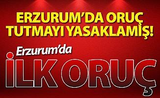Erzurum'da Ramazan'ın bilinmeyenleri...