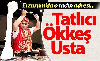 Erzurum'da sadece orada var!..