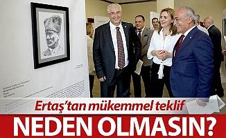 Erzurum'da neden olmasın?