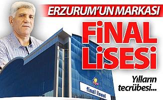 Erzurum'un markası; Final Lisesi
