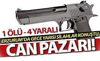Erzurum'da can pazarı!
