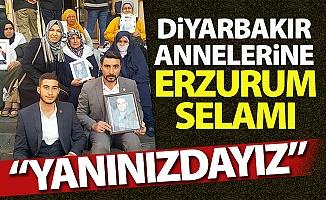 Erzurum'dan Diyarbakır'a bakın kim gitti?