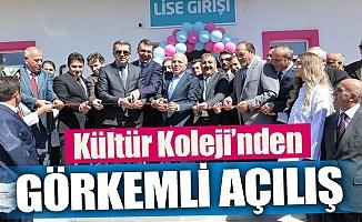 Erzurum'da KÜLTÜR'lü açılış