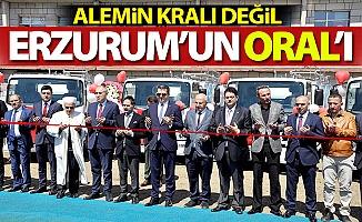 Alemin kralı değil, Erzurum'un ORAL'ı!