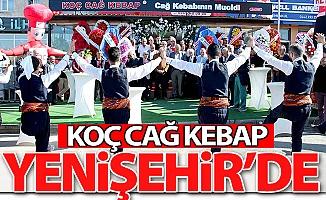 Yenişehir'e Koç Cağ Kebap şubesi