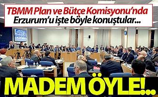 """Madem Erzurum'u bu kadar..."""