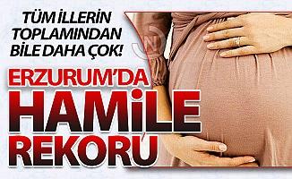 Bu rekor Erzurum'a ait!